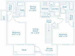 Split Floor Plan by California Split Premium Floor Plan Maple Village Of Southgate