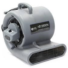 amazon com cfm pro air mover u0026 carpet dryer blower fan 3 300