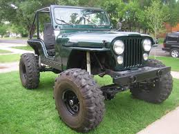 jeep rock crawler flex cj rock crawler cj 5 vs cj 7 short vs long wheel base
