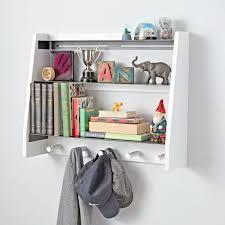 Land Of Nod Bookshelf Wall Mounted Bookshelf For Kids Bookshelves Rooms Room Mount 100