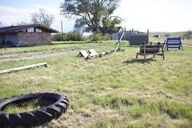 diy ranch style american ninja warrior course sunny and 79
