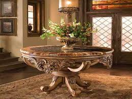 Entry Foyer Table Brilliant Foyer Tables With Plain Entry Foyer Table And