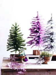 decorated tabletop trees design live delivered pre