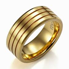 gold wedding band mens gold wedding ring men wedding rings