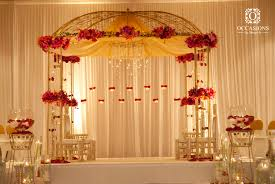 Bengali Mandap Decorations This Mandap Is Amazing It Has So Much Potential To Dress In So