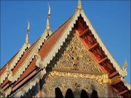 Thailand Round Flag Thai Temple Art And Architecture Wikipedia