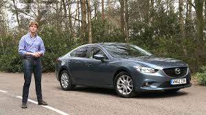 mazda saloon cars 2013 mazda 6 review what car youtube