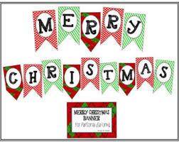 printable believe banner merry christmas banner printable my blog