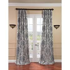 Button Top Curtains Window Treatments Bellacor