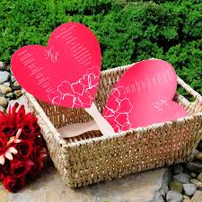 wedding program kits do it yourself diy heart fan program kit modeled after our best selling program