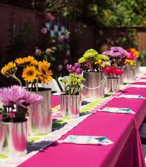 Table Party Decorations 38 Best Table Decorations Images On Pinterest Table Decorations