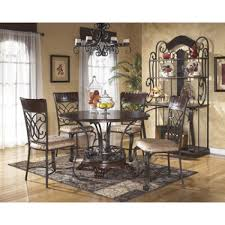 Discontinued Ashley Furniture Dining Sets Furniture Design Ideas - Ashley furniture white dining table set