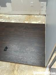 Click Laminate Flooring Pergo Installation Laminate Flooring Sawdust Girl