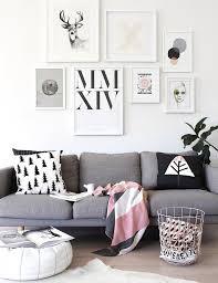 awesome decor wall art prints ideas grey sofa decor scandinavian