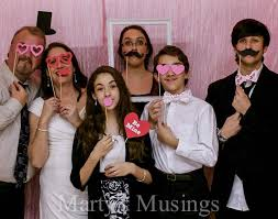 Photo Booth Ideas 25 Year Wedding Anniversary