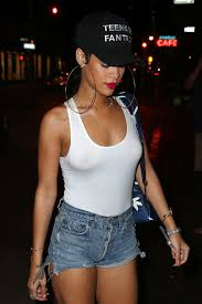 rihanna hoop earrings are hoop earrings lipstick alley