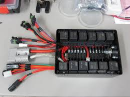 electric vehicle relay center on tr3s and the racing of little