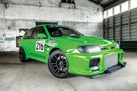 nissan sunny 1990 modified base camp 16 years later and it u0027s the fastest gti r around u2014 the