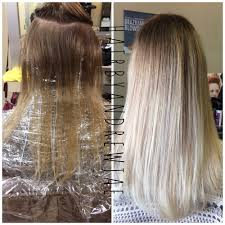 Before And Afters Clients Paint by Client Trish Service Before U0026 After Balayage Highlights
