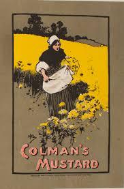 colman mustard colman s mustard museu nacional d de catalunya