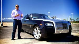 roll royce rolla first drive 2011 rolls royce ghost youtube