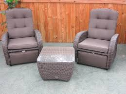 Wicker Reclining Patio Chair Rattan Reclining Chairs Fabulous Reclining Patio Chairs With