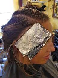 where to place foils in hair how to hair girl my favorite foil trick ever