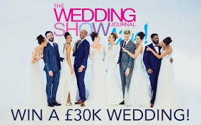 Wedding Journal Win A 30k Wedding At The Wedding Journal Show In Conjunction With