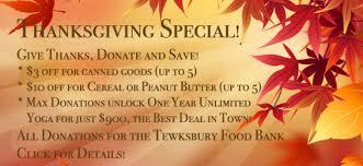thanksgiving specials advanced health