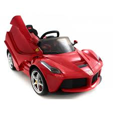 ferrari electric car electric cars for kids carforkids co uk