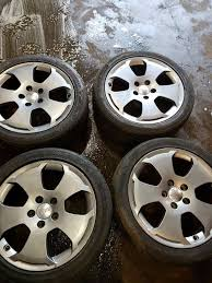 tyres for audi audi 17 4 alloys and tyres 225 45 17 5 x 112 fit audi a4