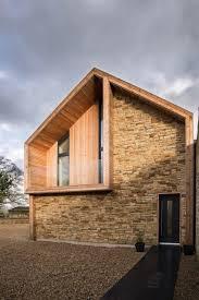 Grundst K F Hausbau Kaufen Cortenstahl Fassade In Moderner Rost Optik Architecture