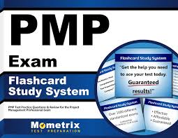 pmp exam flashcard study system pmp test practice questions