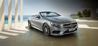 mercedes s class cabriolet s class cabriolet