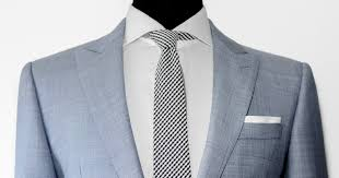 suit and tie combinations for fall