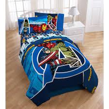 Avengers Duvet Cover Single Avengers Full Twin Bedding Comforter Walmart Com For The Home