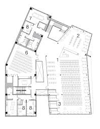 Floor Plan Of A Library by Gallery Of District Of Columbia Public Library The Freelon Group