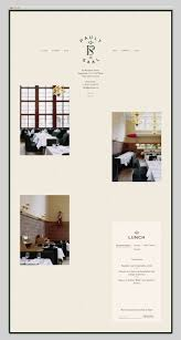 Homepage Web Design Inspiration 82 Best Website Inspiration Images On Pinterest Bakery Website