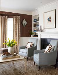 Old Greenwich Beach Cottage Beach Style Family Room New York - Cottage family room