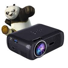 projector home theater 7000 lumens full hd 1080p led 3d lcd vga hdmi tv home theater