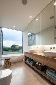 top bathroom trends set to make a big splash in 2016 turn to the vanity to introduce wooden element into the modern bathroom design urban