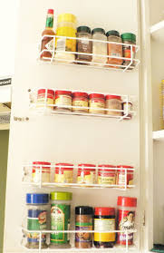 Best Spice Racks For Kitchen Cabinets Kitchen Cabinet Door Racks Gallery Glass Door Interior Doors