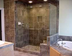 Glass Shower Bathroom Oh The Whole Bathroom Idea Changed Last Certainly Going