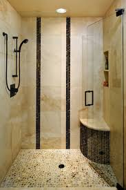 Bathroom Shower Design Ideas by Walk In Shower Remodel Ideas Black High Glossy Finished Sink