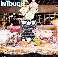 sugar and spice and everything baby shower jwoww throws herself a and booze filled baby shower daily