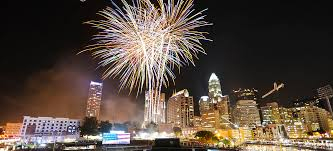 charlotte 4th of july fireworks and events