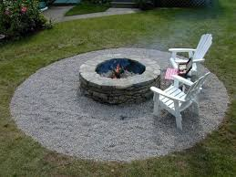 Gas Fire Pit Ring by Download Pictures Of Outdoor Fire Pits Garden Design