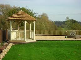 M M Landscaping by M U0026m Timber U0027s Thatched Gazebos Perfect For Outdoor Entertaining