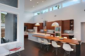 kitchen island with table kitchen island table houzz in prepare 13 appealing with storage