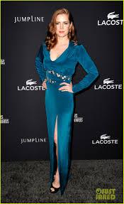 Elisabeth Rohm Amy Adams U0026 Elisabeth Rohm Costume Designers Guild Awards 2014